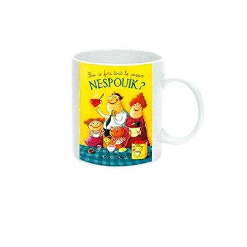 Mug Chocolat Nespouik Editions de Mai - Multicolore - Multicolore