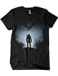 Camisetas La Colmena 4556-Camiseta Premium, White Wolf (Ddjvigo)