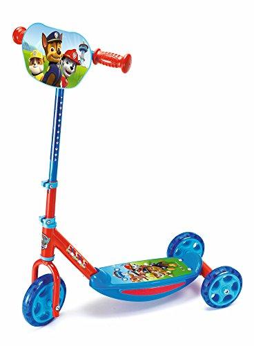 Smoby 750164 - Paw Patrol Roller, 3 Räder