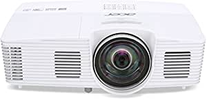 Acer H6517ST Proiettore, Risoluzione 1080P, Connessione VGA/HDMI, Luminosità 3.000 ANSI, Contrasto 10.000:1, Bianco