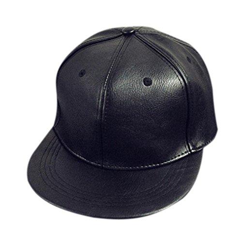 Tonsee Unisexe Hommes Femmes Concert casquette casquette hip hop Style Snapback (C)