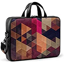 """DailyObjects PYT Hrxtl City Compact Messenger Bag for Up to 15.6"""" Laptop/MacBook - Made of PU Leather - Multicolor"""