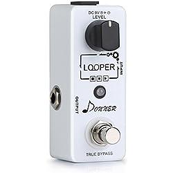 Donner® Looper Pedal de Efectos