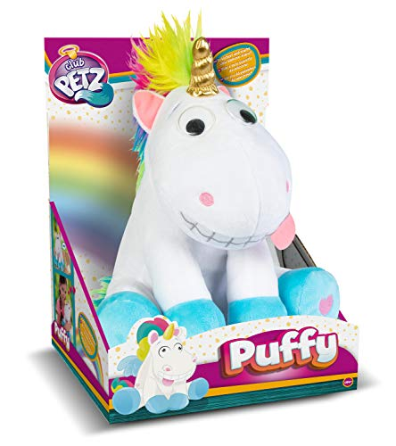 IMC Toys - Club Petz, Peluche Unicornio Puffy (91818)