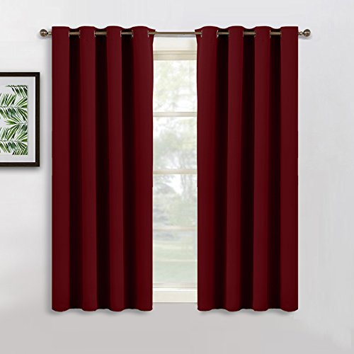 Red Curtains: Amazon.co.uk