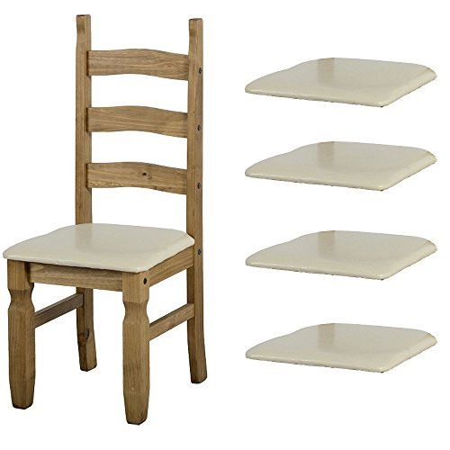 set-of-4-cream-faux-leather-seat-pads-for-corona-dining-chairs