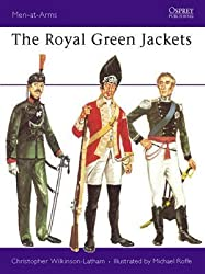 [The Royal Green Jackets] (By: Christopher Wilkinson-Latham) [published: November, 2000]
