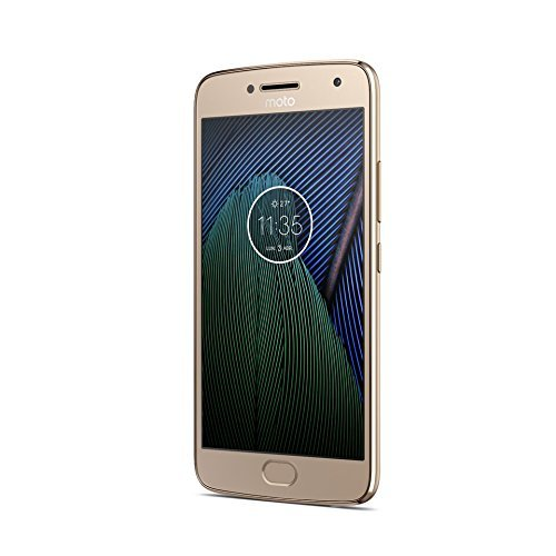 Motorola Moto G 5 Plus 5.2' SIM Doble 4G 3GB 32GB 3000mAh Oro - Smartphone (13,2...