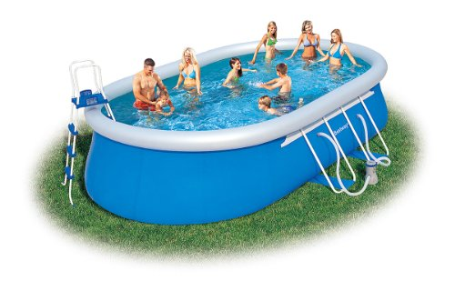 BESTWAY 8320030 PISCINA FAST SET OVAL C/HIDR 549X366X122