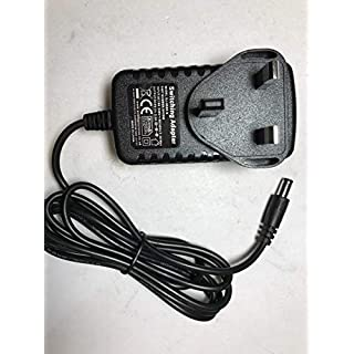 Black Replacement for MX-12Z6-0502000VU AC/DC Adapter Power Supply 5V 2A + Cable