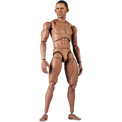 Hot Toys - True Type Figure Body figurine 1/6 African American Advanced Ver