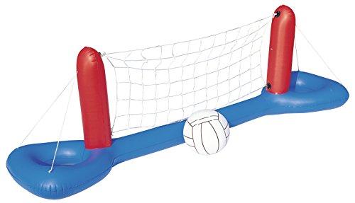 Bestway Volleyball Set 244x64 cm, Volleyball Set, Netz und Ball