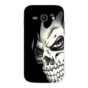 Nasty Face Art Multicolor Back Case Cover for Galaxy Ace 3