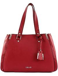 Amazon.it  liu jo - Media (20 - 39 cm)   Borse a mano   Donna  Scarpe ... 5ffe77f5eac