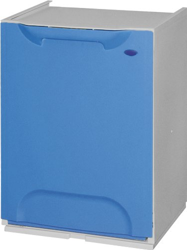 Cubo de Reciclaje Plástico Apilable (6 colores), Duett