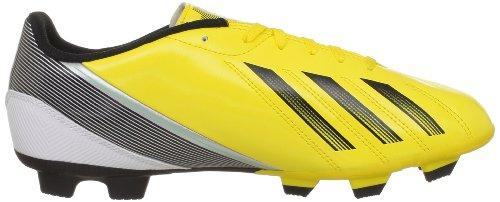 adidas PerformanceF5 TRX FG - Scarpe da Calcio Uomo Giallo (Giallo (VIVID YELLOW S13 / BLACK 1 / GREEN ZEST S13))