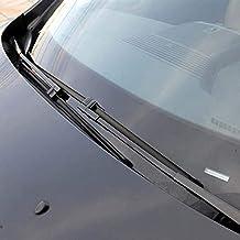 BEESCLOVER - Escobilla limpiaparabrisas para Volkswagen Sharan (2002-2010), 28 Pulgadas +