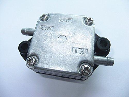 Barche Motore Pompa Carburante Assy 67D-24410-02-00 67D-24410-01-00 67D-24410-03-00 67D-24410-00 per Yamaha 4-Tempi 4HP F4 F4A F4M Motore Fuoribordo