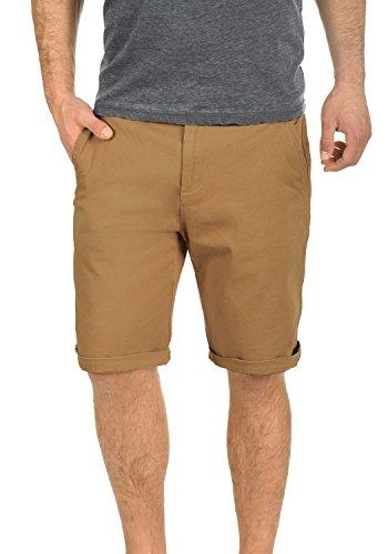 SOLID Lamego - Chino Shorts da Uomo Cinnamon (5056)