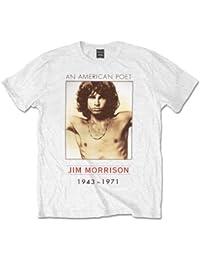The Doors Men's American Poet Short Sleeve T-Shirt