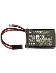 Airsoft NUPROL Batterie LIPO Micro / Peq 11.1/1300