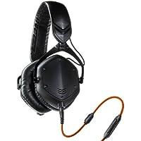 V-MODA Crossfade M-100, Cuffie con isolamento acustico, Nero
