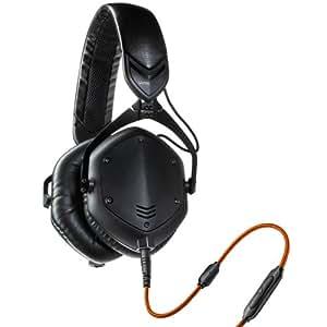 V-Moda Crossfade M-100 Over-Ear Noise-Isolating Metal Headphones - Matte Black