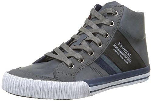 KaporalBearton - Sneaker Uomo , Grigio (grigio), 43