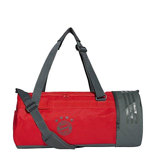 Adidas FCB Du M Sporttasche, 25 cm, 35 liters, Rot (Rojo)