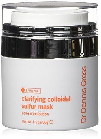 Dr Dennis Gross Skincare Clarifying Colloidal Sulfur Mask