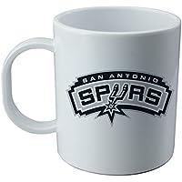 San Antonio Spurs - NBA Becher und Auffkleber