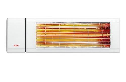 AEG Kurzwellen-Heizstrahler IR Comfort 2024, 2000 W, hocheffiziente Qualitäts-Goldröhre, 229954