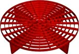 The Grit Guard Insert (Red) - Fits 12 inch Diameter Bucket by Grit Guard