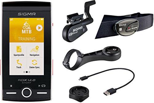 Sigma Sport ROX GPS 12.0 Sport - Sistemas de navegación - blanco 2019