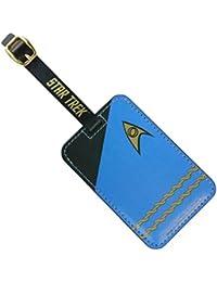 Star Trek Blue Uniform Luggage Tag