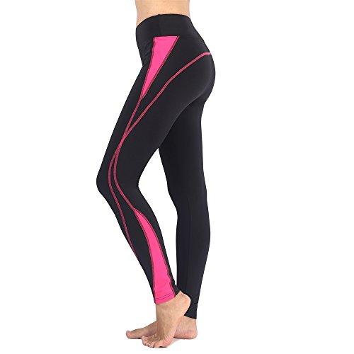 41y2ha8GUkL. SS500  - Sugar Pocket Womens Outdoor Capris Fitness Leggings Running Yoga Pants
