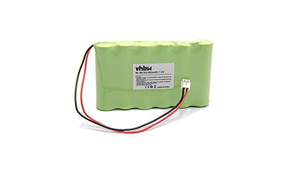 Akku Batterie 1800mAh für COMPEX MI-FITNESS TRAINER