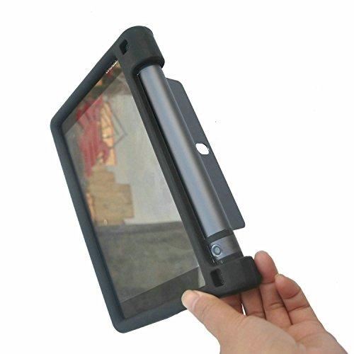 Silikon mingshore Rugged Schutzhülle für Lenovo Yoga Tab 320,3cm Tablet 850F/850L/850M Schutzhülle