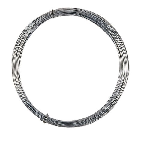 208 K10 – Fil de fer galvanisé 1,50 mm N ° 10 500 gr
