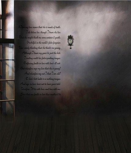 amonamour-manchado-blurry-gris-hormigon-pared-letra-poesia-imprimir-suelo-de-madera-interior-estudio