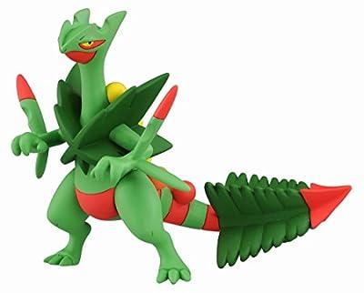 Pokemon monstruos de la coleccioen SP_29 Megajukain por Tomy