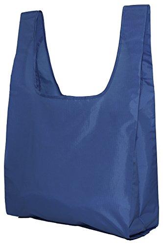 de-bagg-reusable-shopping-bag-100-ripstop-nylon-blue-by-de-bagg