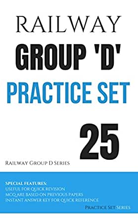 Indian Railway GP  D Practice Papers: Mocktime Publication
