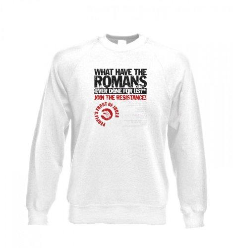 Was haben die Römer - Judäische Volksfront T-Shirt für Erwachsene Tragetasche White