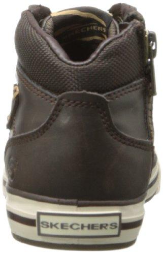 Skechers PlanfixCogent Jungen Sneakers Braun (Choc)