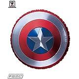 JAPAN OFFICIAL Marvel Air Fig Capitan America Scudo Gonfiabile 50 CM Jamma Avengers Cinema