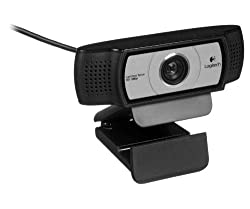 Logitech C930E 1080P HD WEBCAM UC CERTIFIED W H.264 SVC UVC 1.5