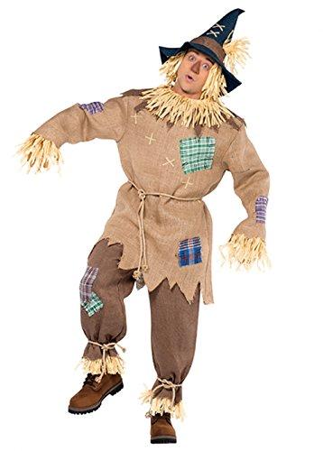 Kostüm Erwachsene Vogelscheuche Für - Erwachsene Herren Herr Vogelscheuche Kostüm Kostüm M/L (chest 40-42
