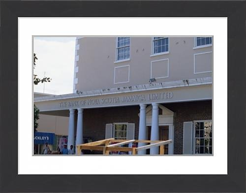 framed-print-of-bank-montego-bay