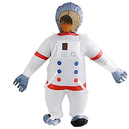 S+S Aufblasbare Kleidung Luftfahrt Astronauten Erwachsenen Sprengsatz Rollenspiel Lustiges Thema Party Walking Performance Requisiten Für Erwachsene - Luftfahrt Themen Kostüm